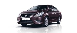 NISSAN LAUNCHES THE NEW SUNNY IN INDIA