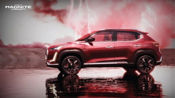 Nissan India Names Its Upcoming Technology Rich And Stylish B Suv Nissan Magnite