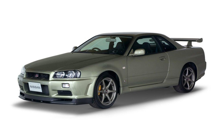 2002 NISSAN SKYLINE GT R ...