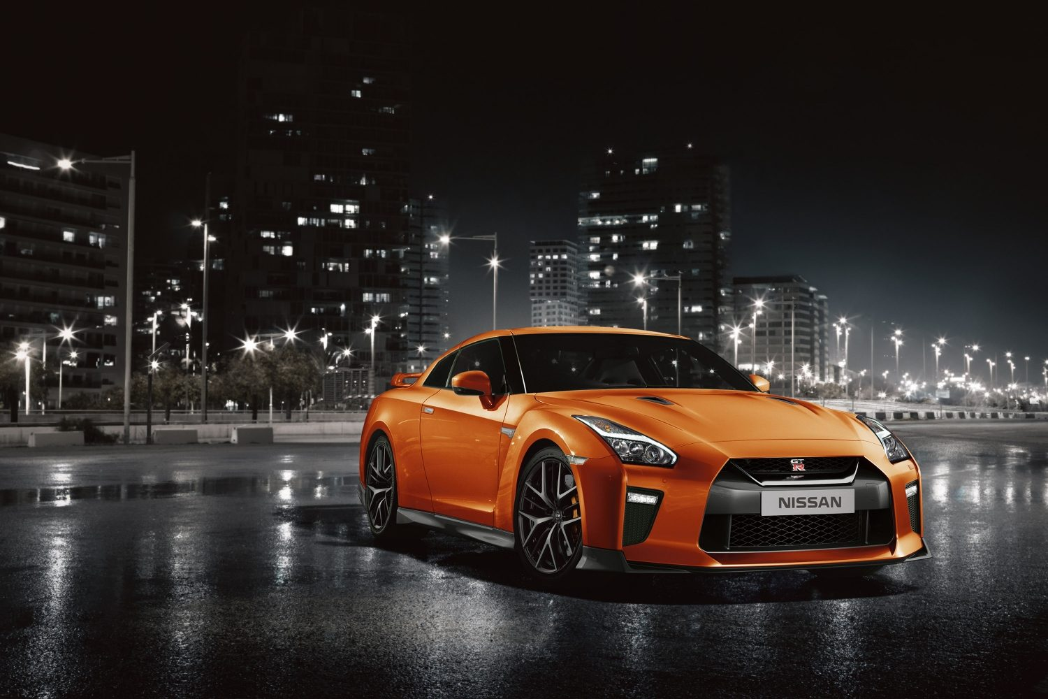 New GT-R | Range | Nissan India