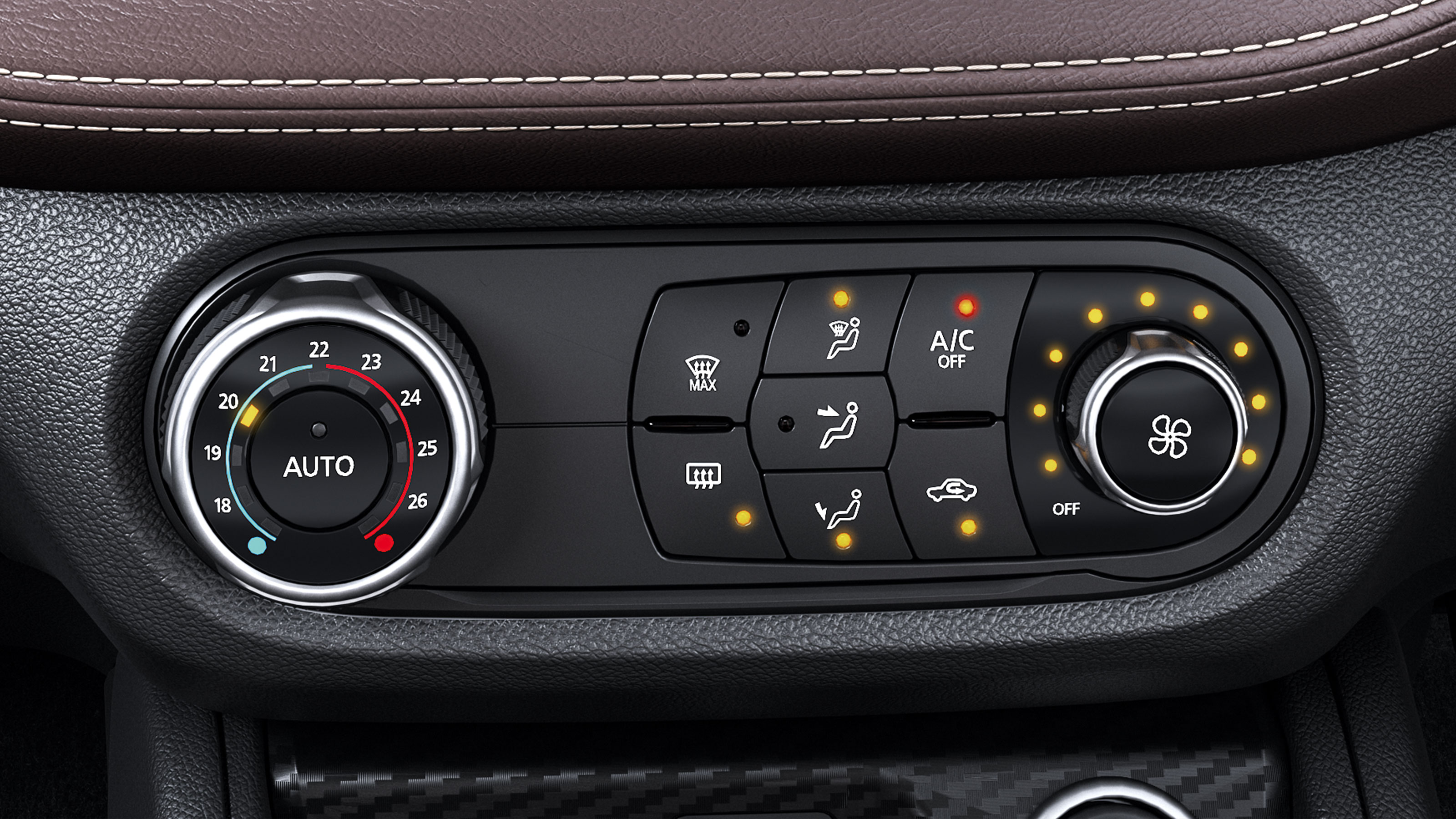 First-in-Class Automatic Climate Control