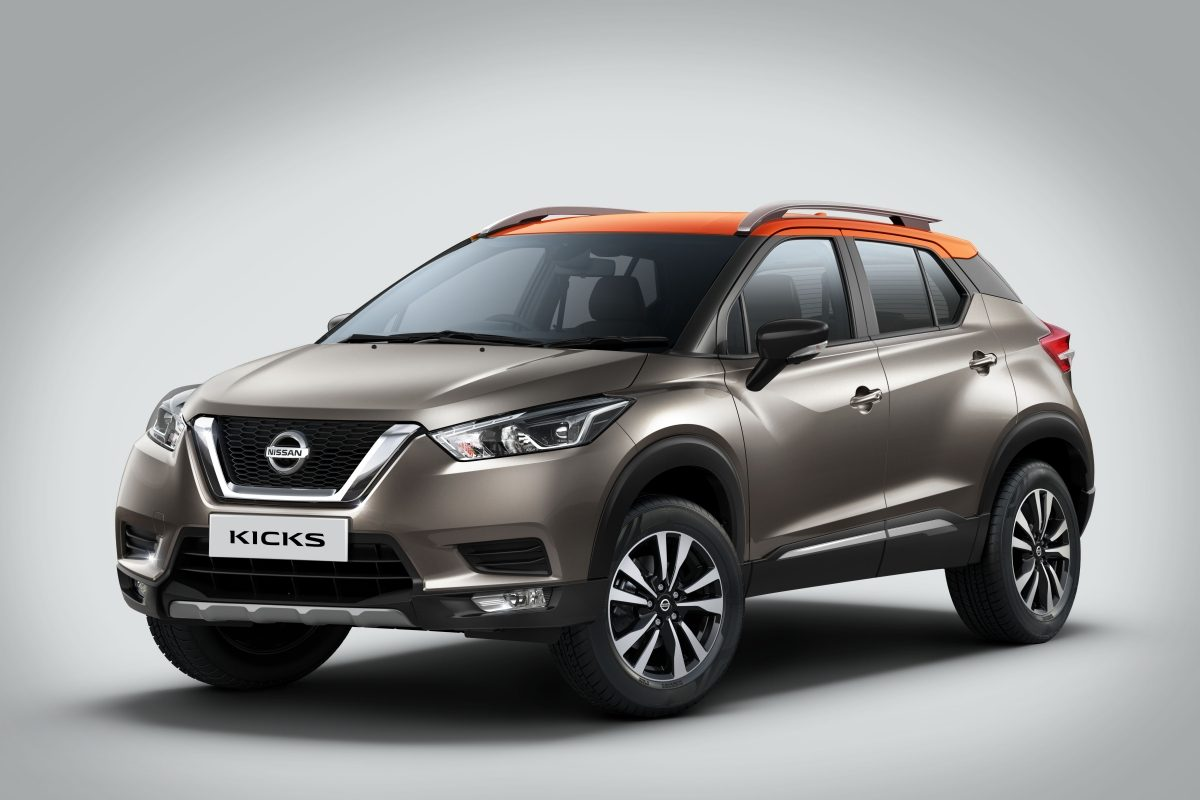 Nissan New Kicks