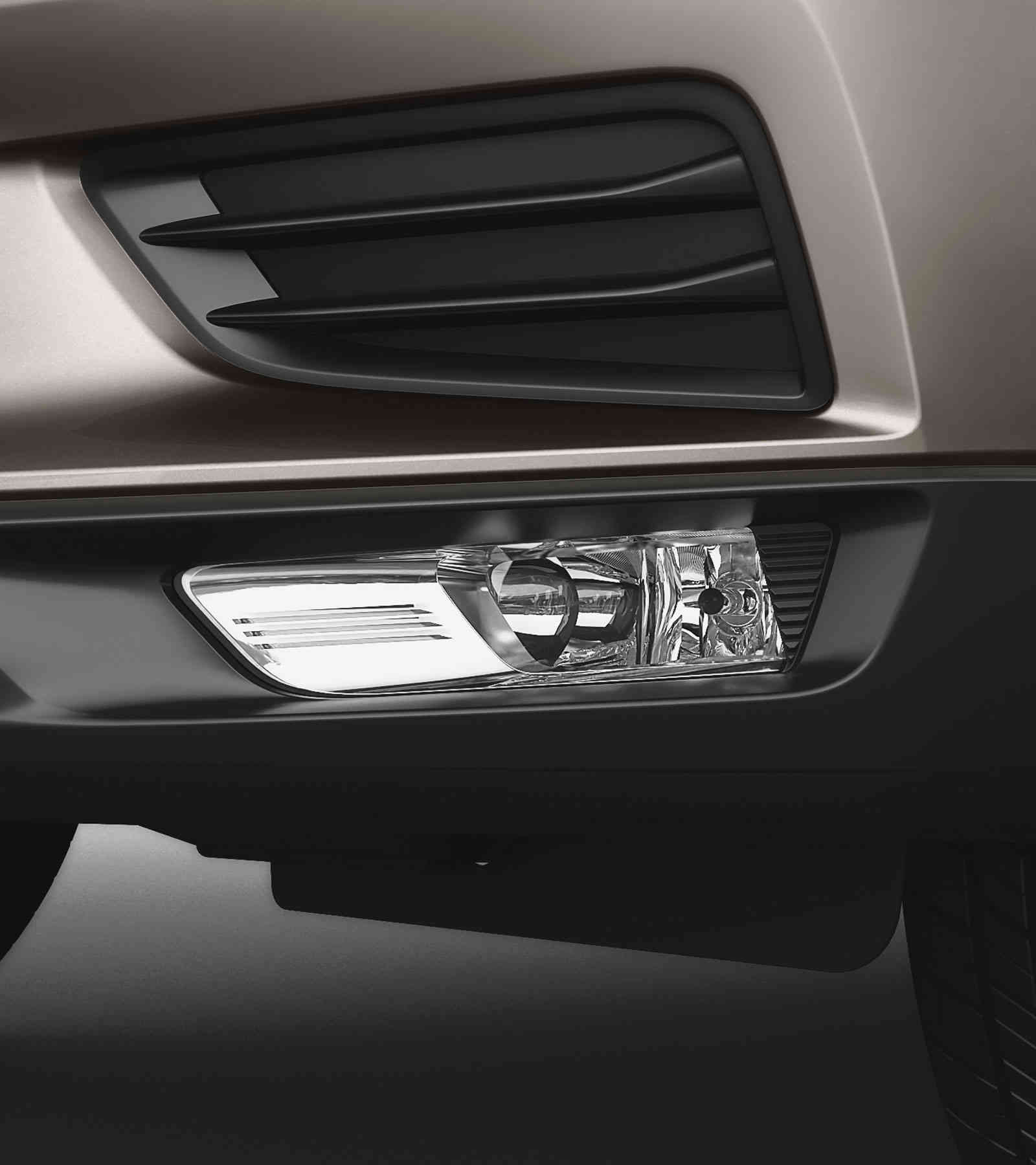 Cornering Fog Lamps