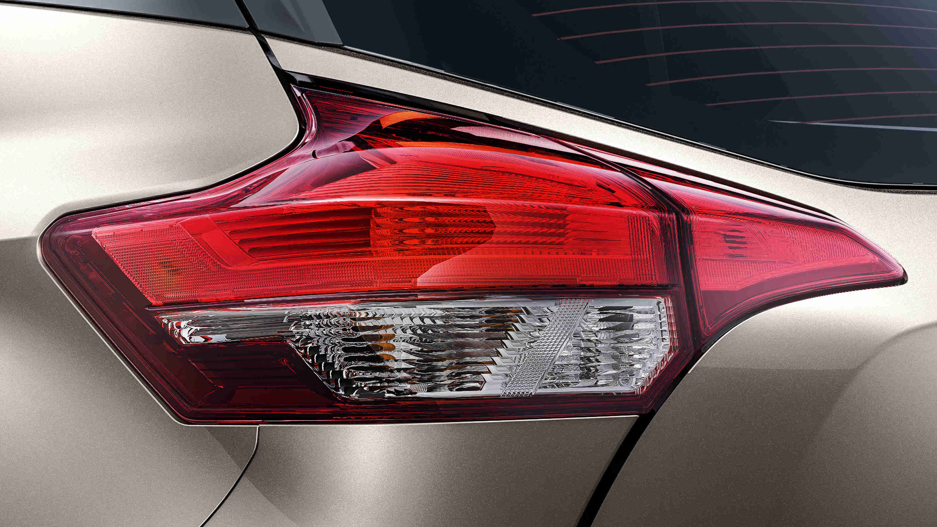 Boomerang Tail Lamps