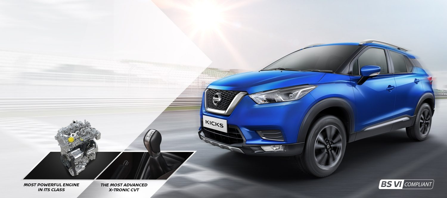 New Nissan KICKS Turbo