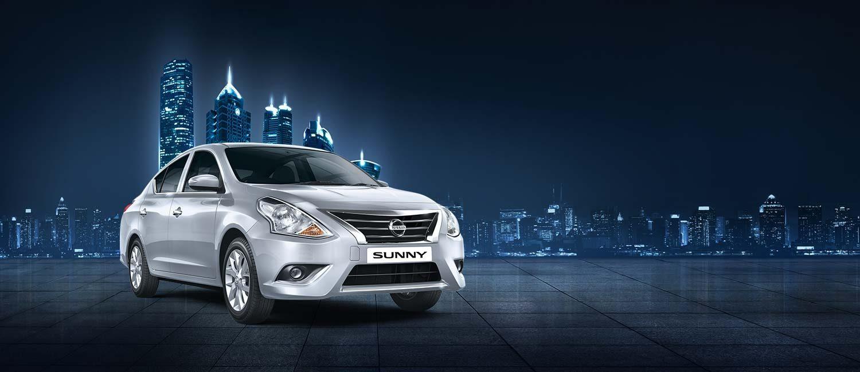 New Nissan Sunny | Range | Nissan India