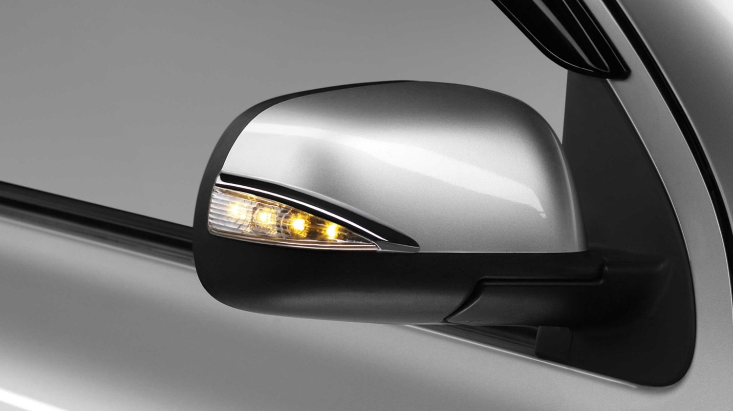 Blinker on Door Mirror (LED)