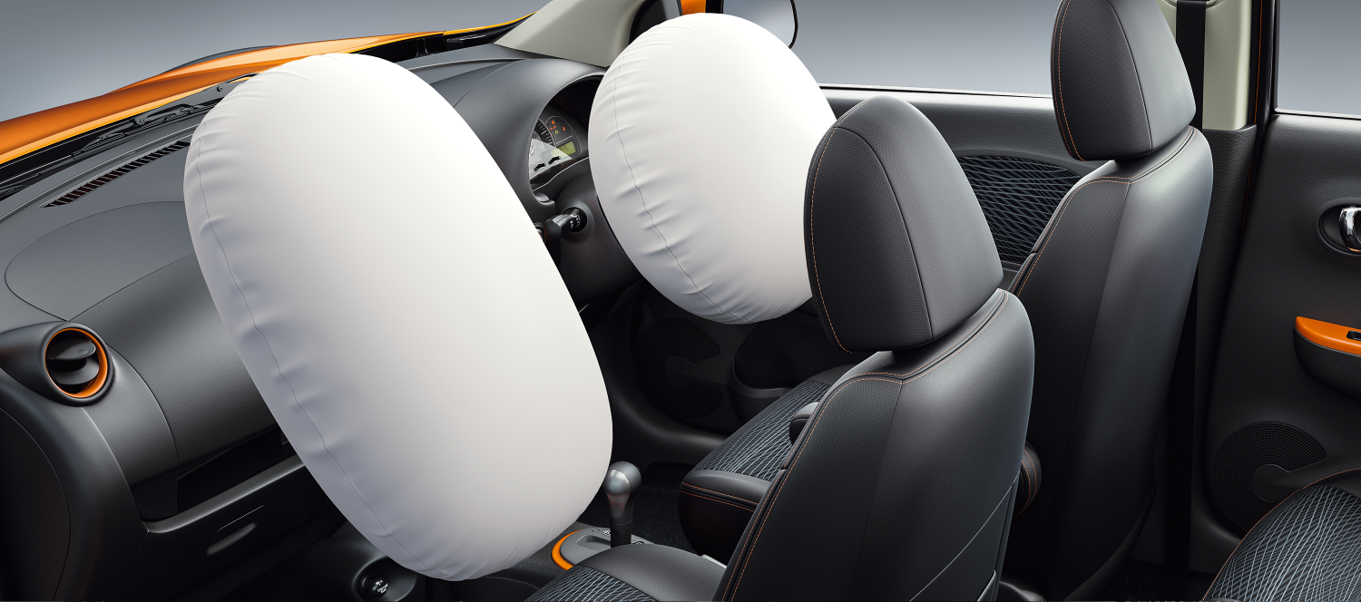 side view air bags