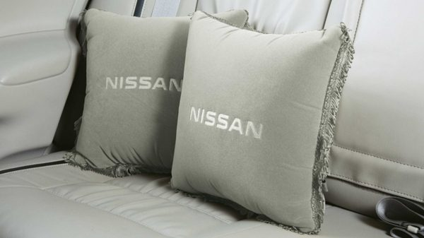 Cushion Pillow Set - Beige