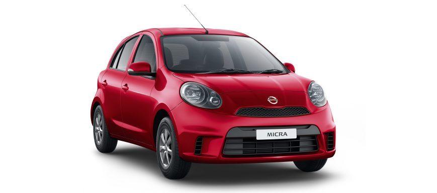 New Nissan Micra Vehicle Range Nissan India