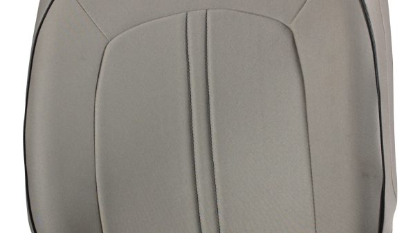 Seat Cover - Fabric + Beige + Black