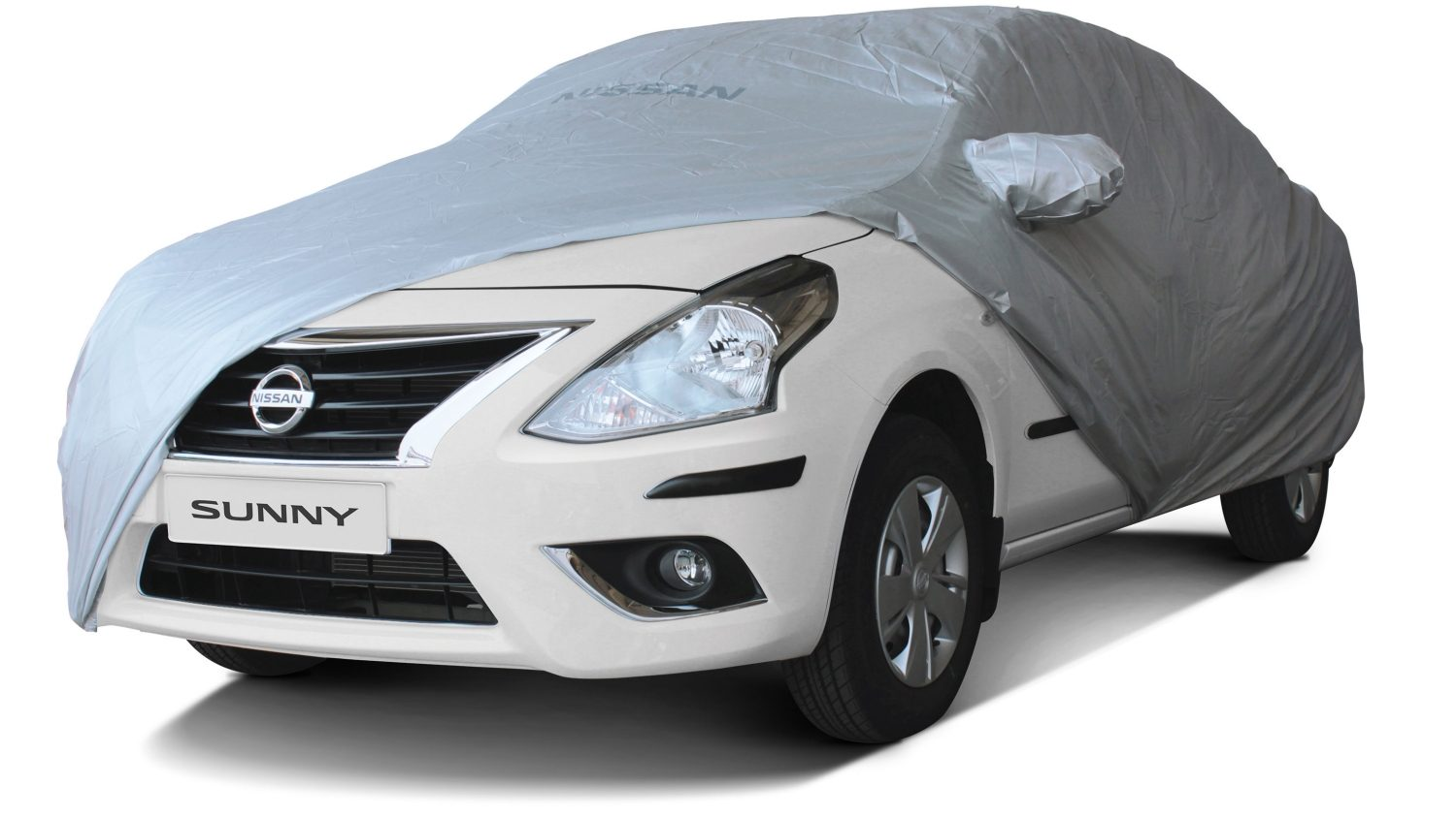Car Accessories Nissan Sunny India Teana Wiring Diagram Body Cover Silver