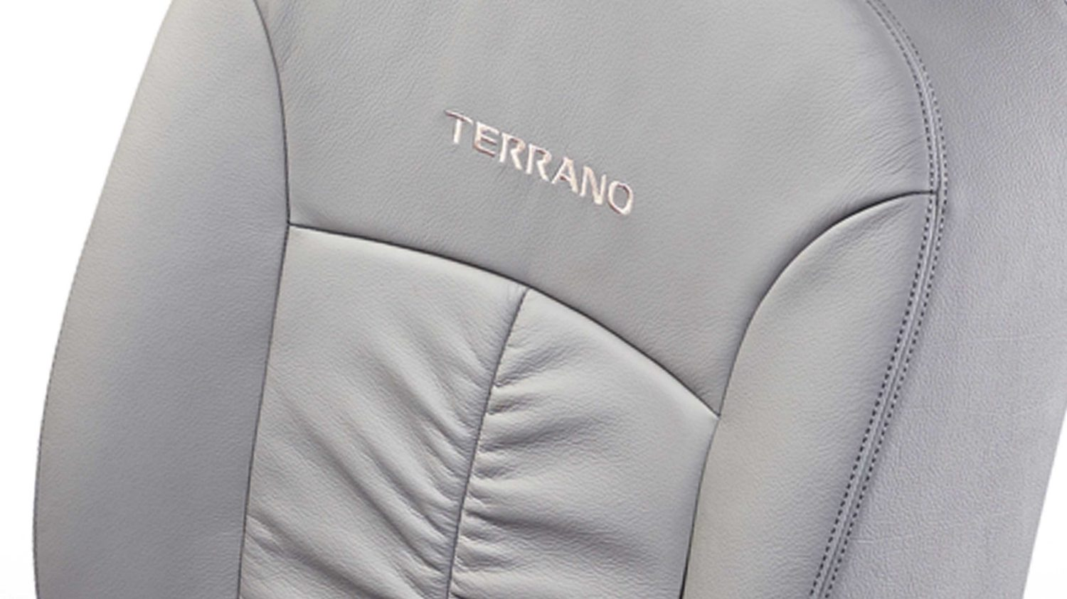 Seat Cover - Leather Beige