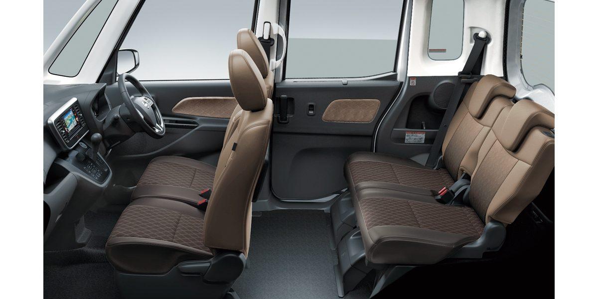日産:デイズ ルークス [ DAYZ ROOX ] 軽自動車 | 機能・快適性