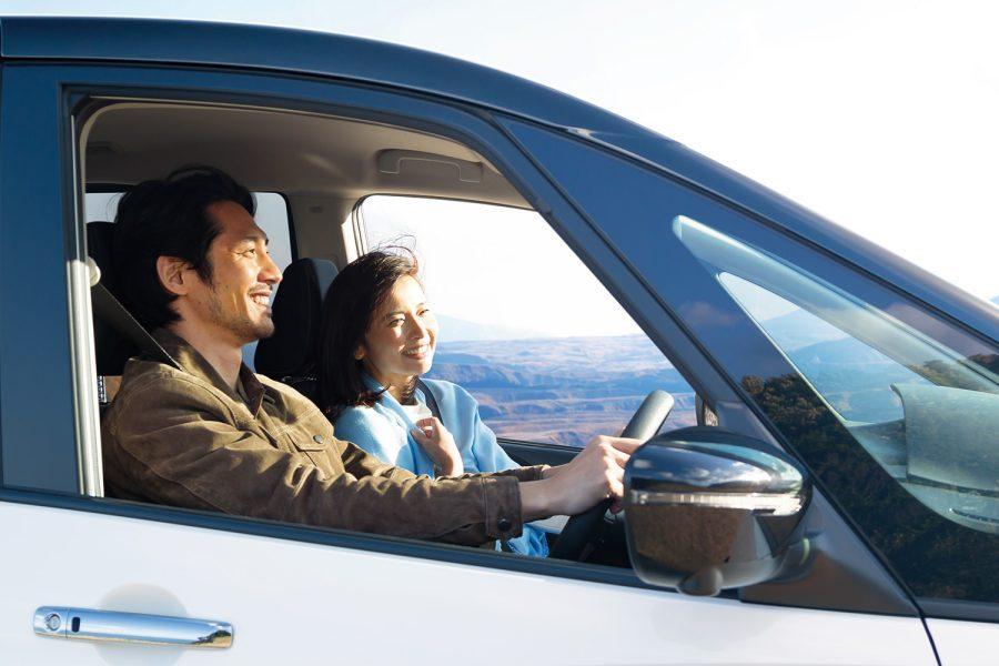 ドライブが楽しくなる加速感と力強さ。感動的に気持ちのいい走り。