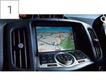 NissanConnect(カーウイングス)ナビゲーションシステム