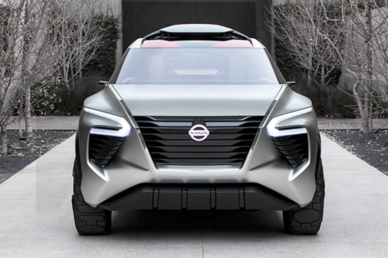 Nissan Xmotion Front