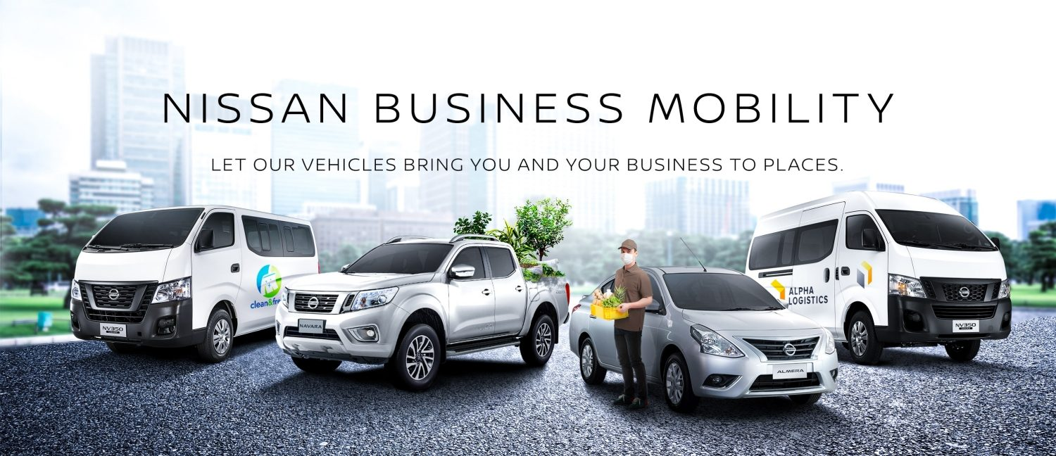 Nissan Business Mobility