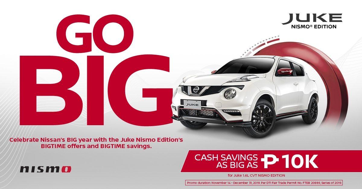 GO BIG promo - Juke