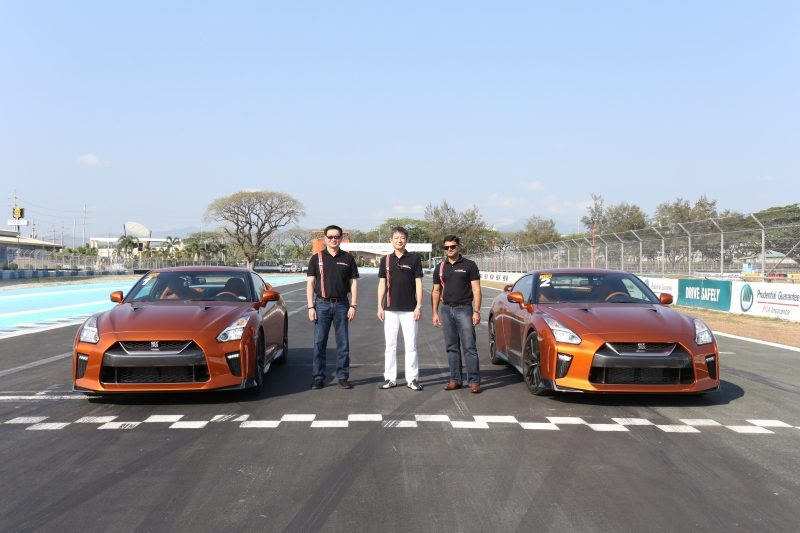Nissan-GTR-Track-Day