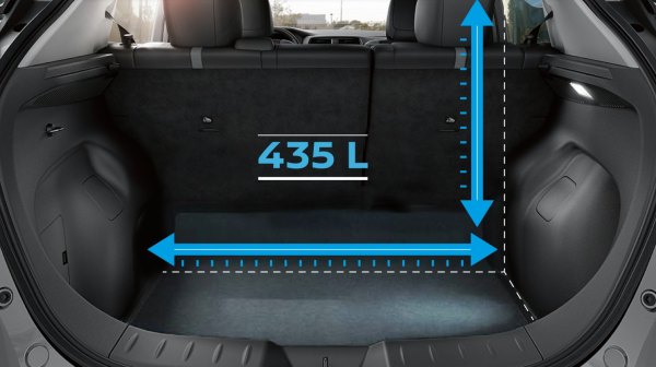 nissan-LEAF-space-for-luggage