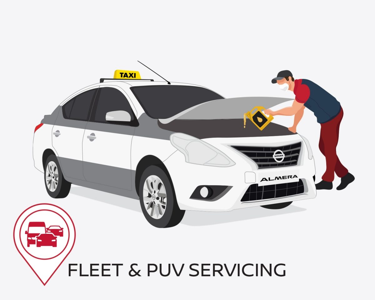 SOW - Fleet & PUV Servicing