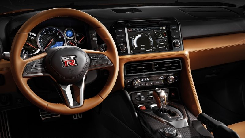Nissan Gtr Interior >> Gt R Nissan Philippines
