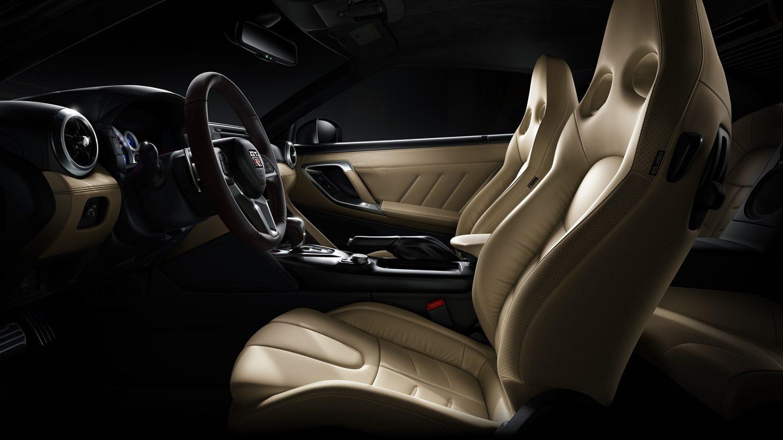 Nissan Gt R Interior Filled