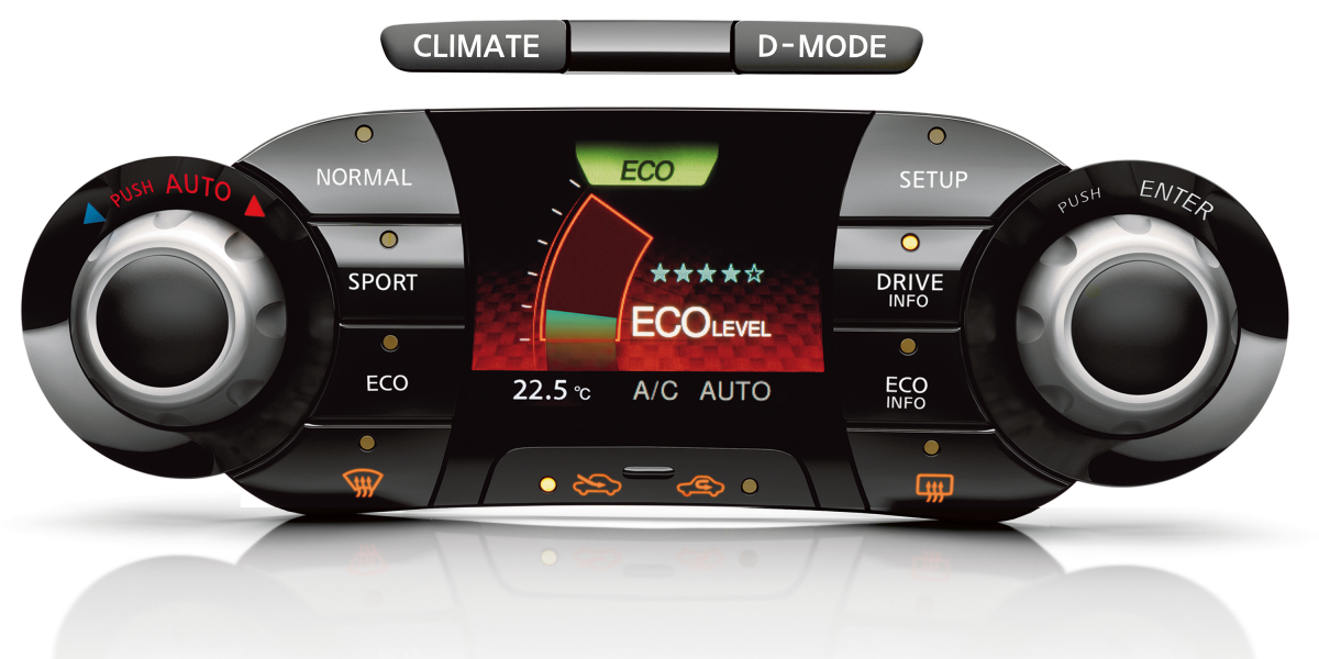 Nissan Dynamic Control System