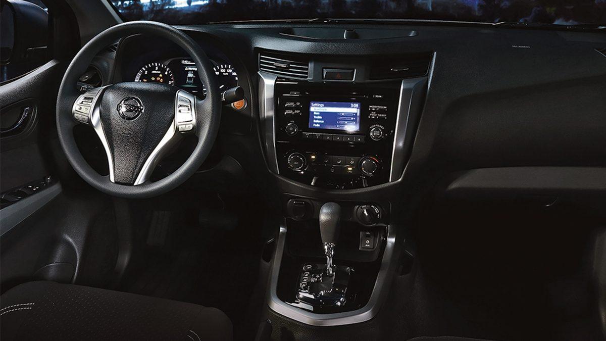 Car Features | NP300 NAVARA | Nissan Philippines