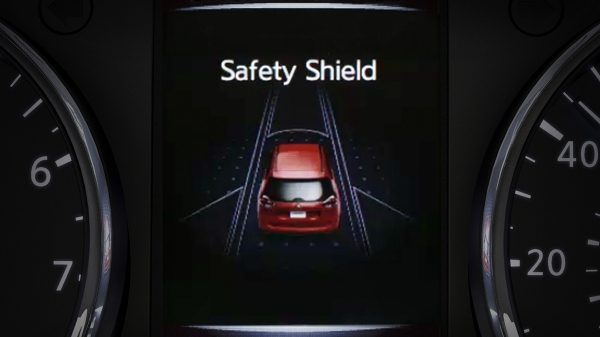X-Trail Safety Shield