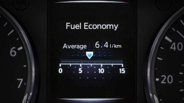 X-Trail Fuel Economy
