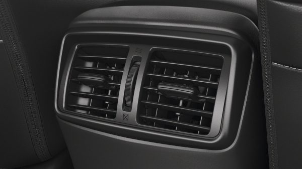 X-Trail Rear Air Vents