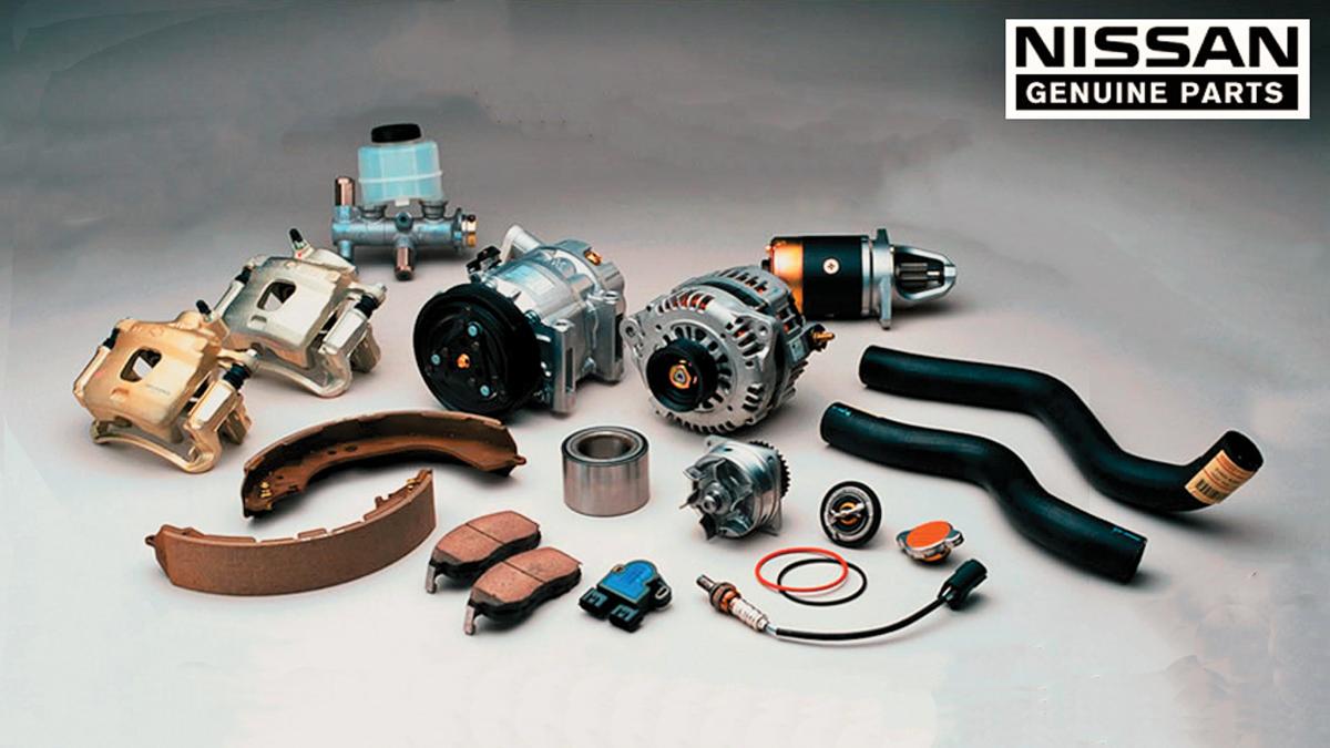 نتيجة بحث الصور عن Nissan spare parts