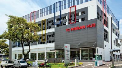 Genuine Parts Information | Nissan Singapore