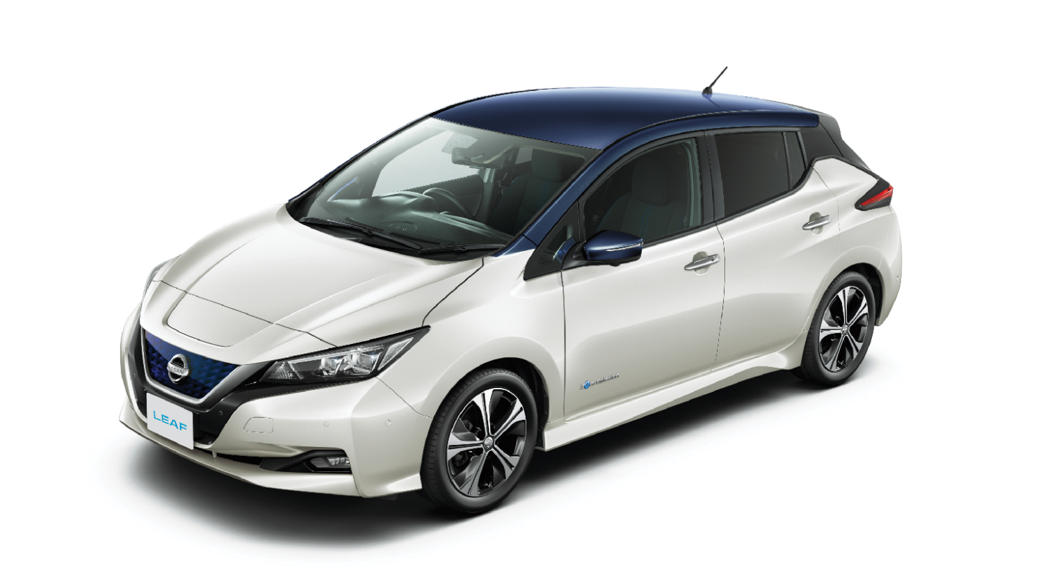 Nissan Unveils New LEAF