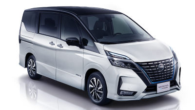 All-New Nissan Serena