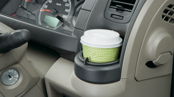 Temperature-controlled Cupholders