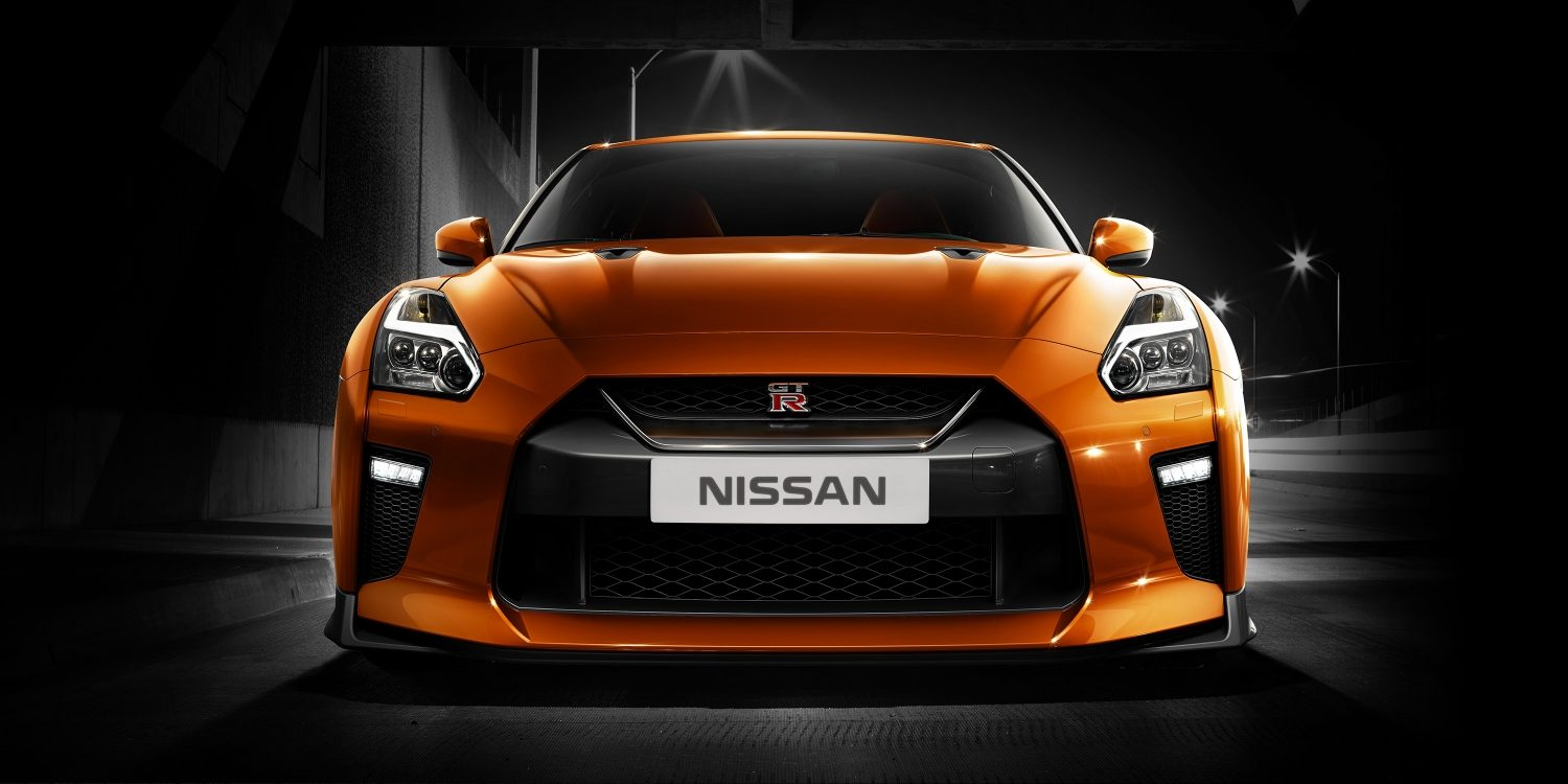 Nissan GT R Front Fascia
