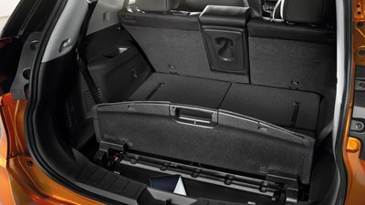 New 2018 X-Trail Cargo Hidden Compartment