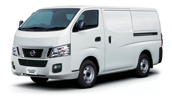 Manual and Auto Panel Van