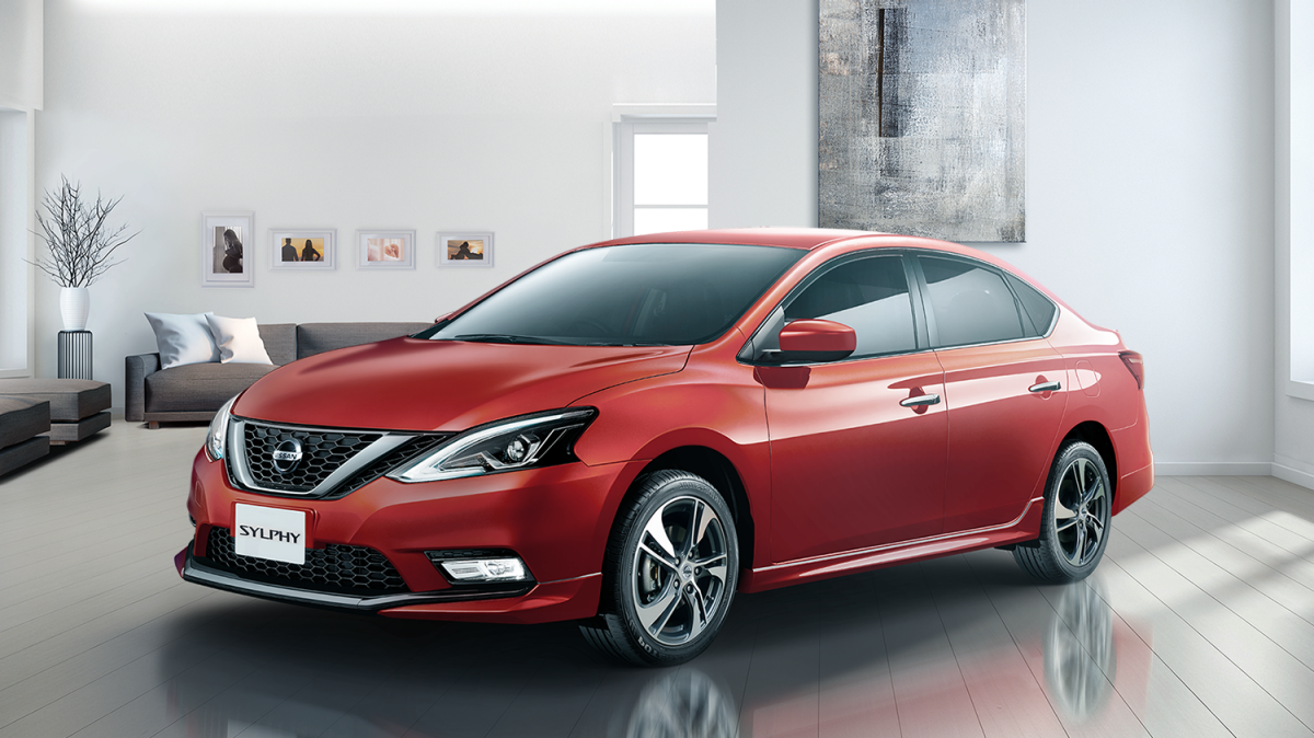 Sylphy Crafted With Sophistication And Sportiness Nissan Singapore