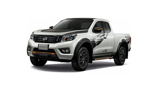 NISSAN NAVARA KING CAB BLACK EDITION