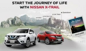 NISSAN X-TRAIL ROAD TRIP IN NEW ZEALAND
