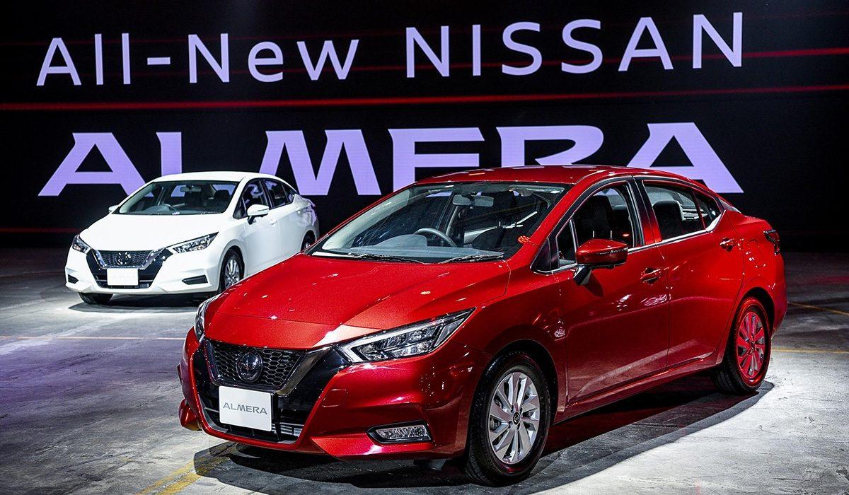 All New Nissan Almera Nissan Motor Thailand