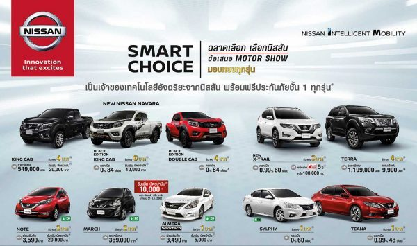 Smart Choice Promotion