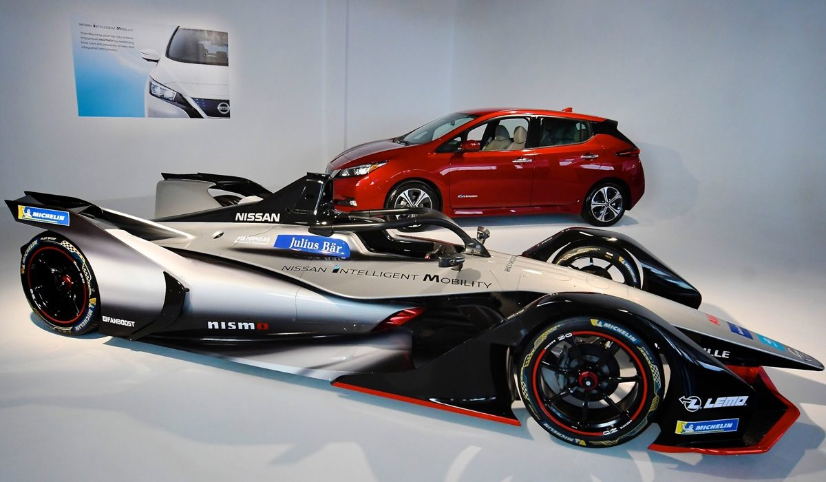nissan strengthens formula e partnership. Black Bedroom Furniture Sets. Home Design Ideas