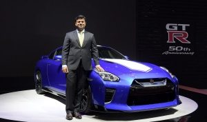 Nissan GT-R 50th Anniversary Edition Debuts in Thailand at 36th International Motor Expo 2019