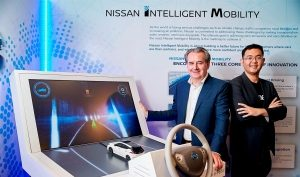 Nissan grabs imagination of millennials at Blognone Tomorrow Conference