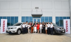 Nissan hosts road safety clinic at its R&D Test Center